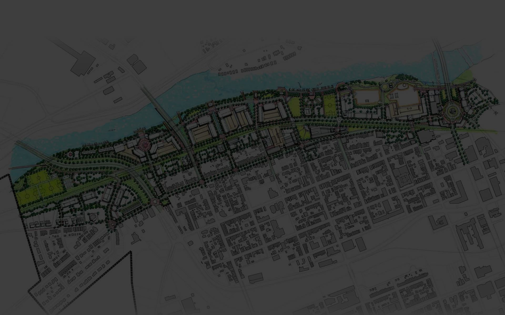 WATERFRONT MASTERPLAN